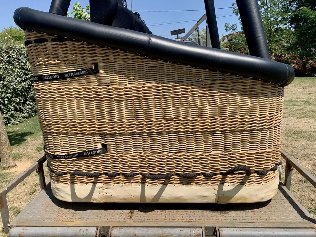 Ultramagic C3 Vista basket
