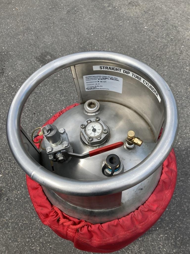 Cameron CB959 cylinder