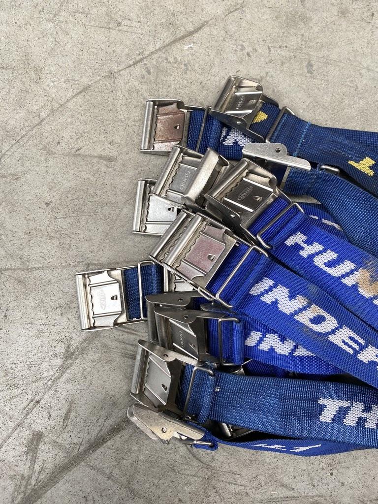20x blue Thunder & Colt cylinder straps