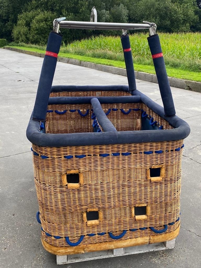 Ultramagic C5 single T basket