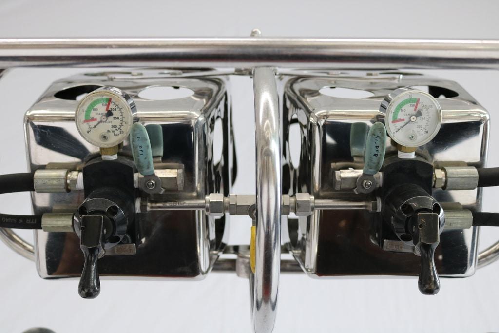 Cameron MK4 Super double burner