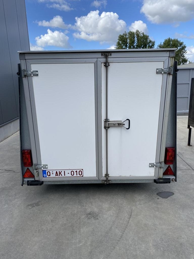 3.5m tandem axle Tack trailer