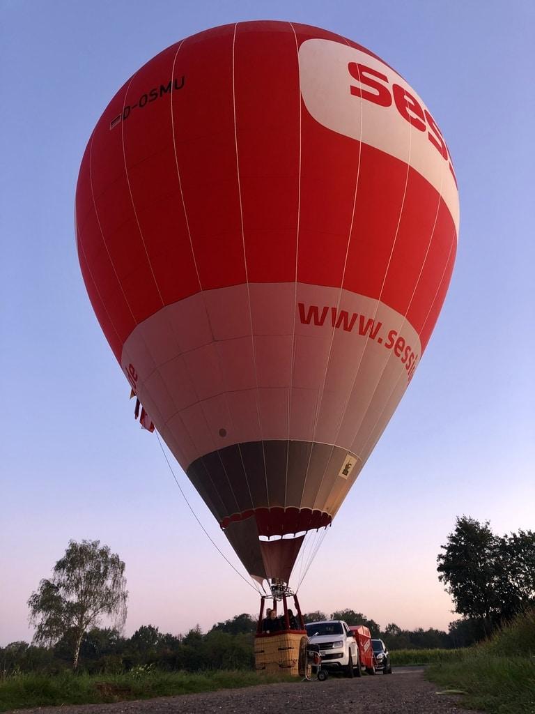 D-OSMU Schroeder Fire Balloons G 20/24 Mistral racer