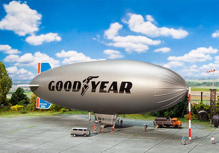 Airship Goodyear