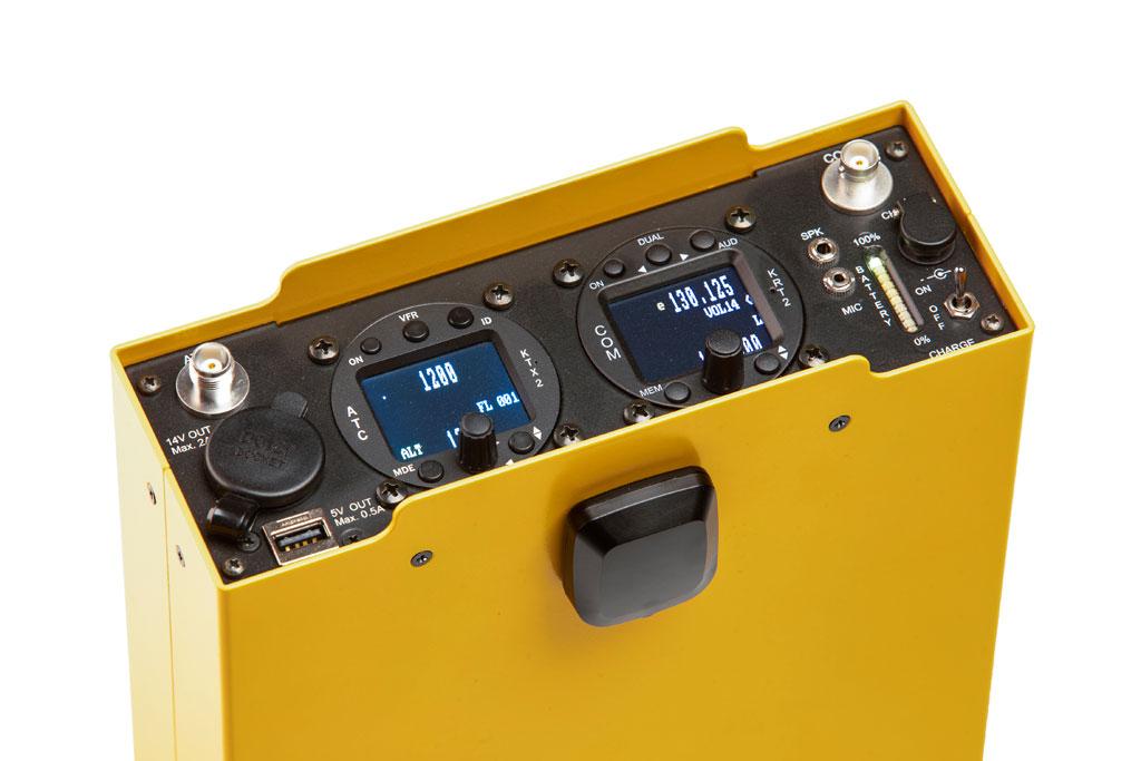 Combi Transponder + Transceiver