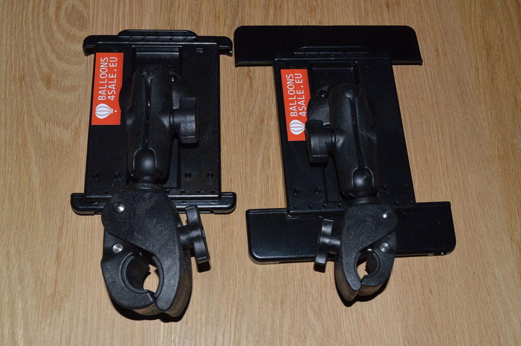 RAM Tablet mounts
