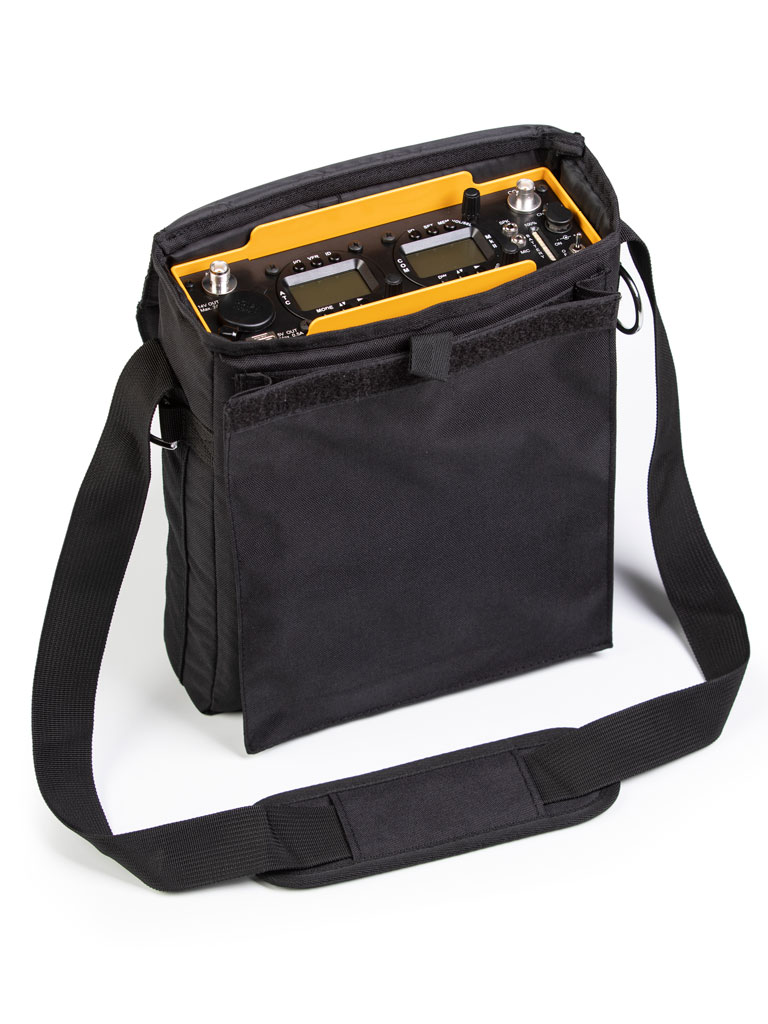 Carrying bag for the portable units